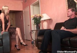 Milf Payton will suck your cock dry